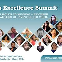 Business Excellence Summit 2018
