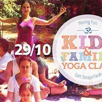 Kids &amp Family Yoga Class