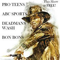 Pro TeensAbc SortsDeadmans WashBon Bons Sept 27 Flagbrew