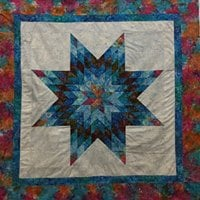 Star Quilt with Janet Brant for Intermediate Sewing Class