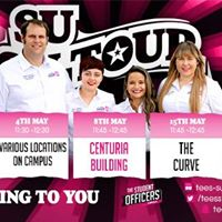 SU On Tour - TUSU is coming to you