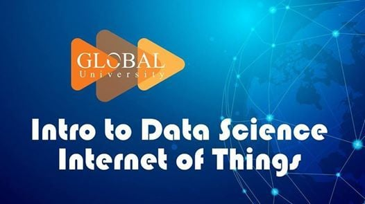 Intro to Data Science Internet of Things (IoT)