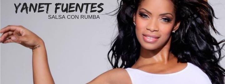 Salsa con Afro with Yanet Fuentes