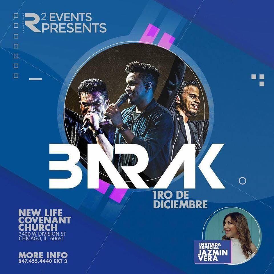 Grupo Barak - Radical Live Chicago