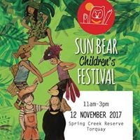 Sun Bear Childrens Festival 2017