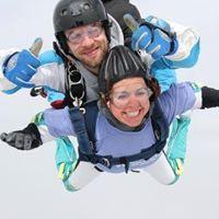 Maggies Charity Skydive