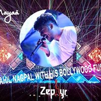 Sahil Nagpal with Zephyr band Live in Guwahati