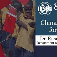China in Africa A Model for Development - Dr. de Oliveira