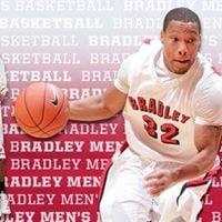 Bradley Braves Basketball Game