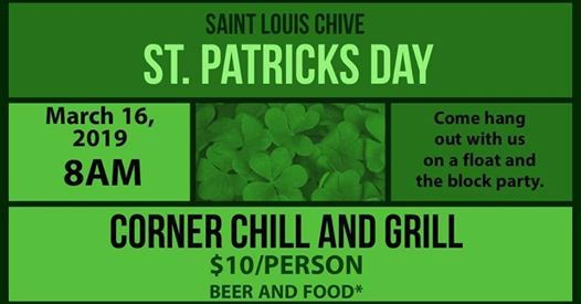 StL Chive St Paddys Day Celebration