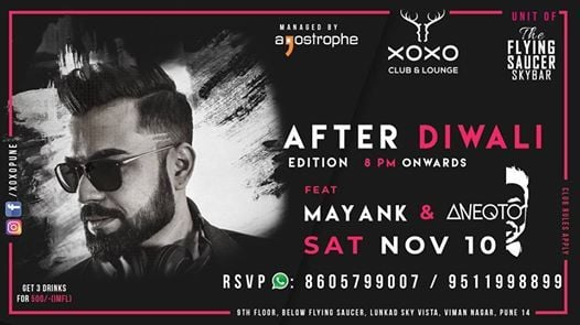 After Diwali Edition with Mayank and Aneqto