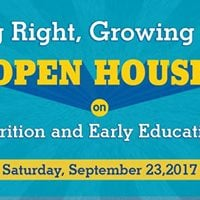 Nutrition and Early Education