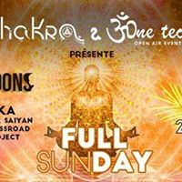 Shakra  Full Sunday  Off One Teck Festival  BBQ Gant