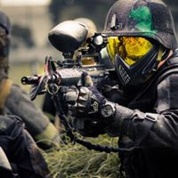 Paintball Summer Party
