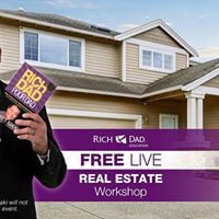 FREE Real Estate Workshop to Be Offered by Rich Dad Education in Saint...