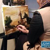Painting Workshop in Bab ashra -
