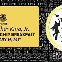 Dr. Martin Luther King Jr. Memorial Scholarship Breakfast