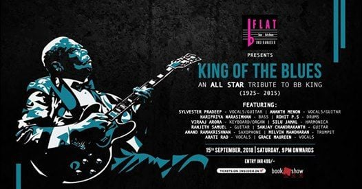 King of the blues- A tribute to BB King