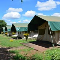 Overnight Camping at Masinga Dam Resort
