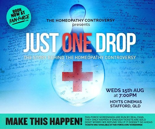 Just One Drop - Hoyts Cinemas Stafford