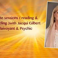 Jacqui Gilbert - Clairvoyant and Psychic Private Sessions