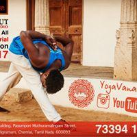 Yoga Day celebration at BurnOut Fitness studio
