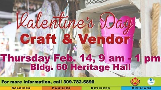MWR Valentines Day Vendor Show