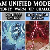 Team Unified Modern GP Sydney Callenges