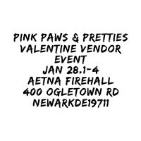Pink Paws &amp Pretties Valentine Vendor Event