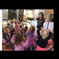 Preschool Stretch and Story
