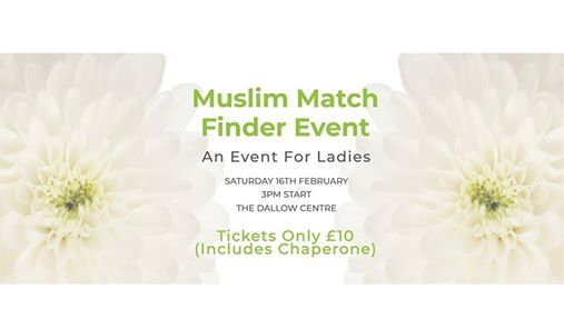 Muslim Match Finder Event