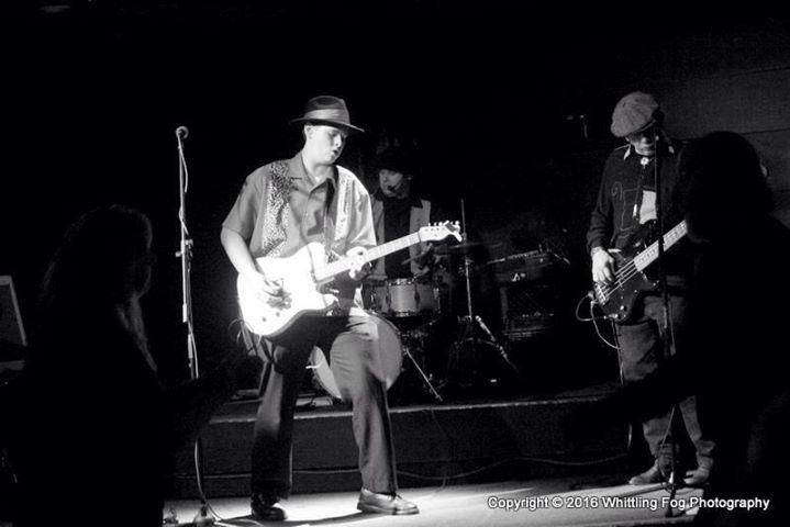 Memphis Lightning live at The Depot Gardiner Maine