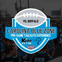 Carolina Blue Zone Tailgate Experience - Buffalo