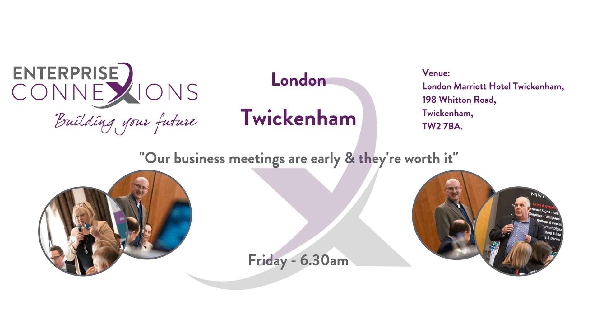 London Twickenham - Enterprise Connexions