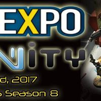 Tabletop Gaming EXPO - Infinity ITS