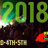 REGGAE AT SMOOTH RAPIDS 2018