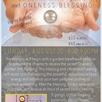 Solar Eclipse  New Moon Oneness Blessing &amp Sound Healing