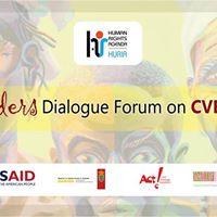 Kaya Elders Dialogue Forum - Kilifi County