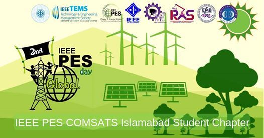 IEEE PES DAY 2019 - IEEE PES Comsats Islamabad Student Chapter at