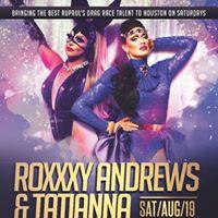 Tatianna and Roxxxy Andrews