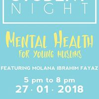 Student Night Mental Health For Young Muslims