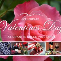 Valentines at the Vineyards