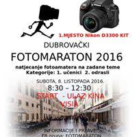 Dubrovaki Fotomaraton 2016