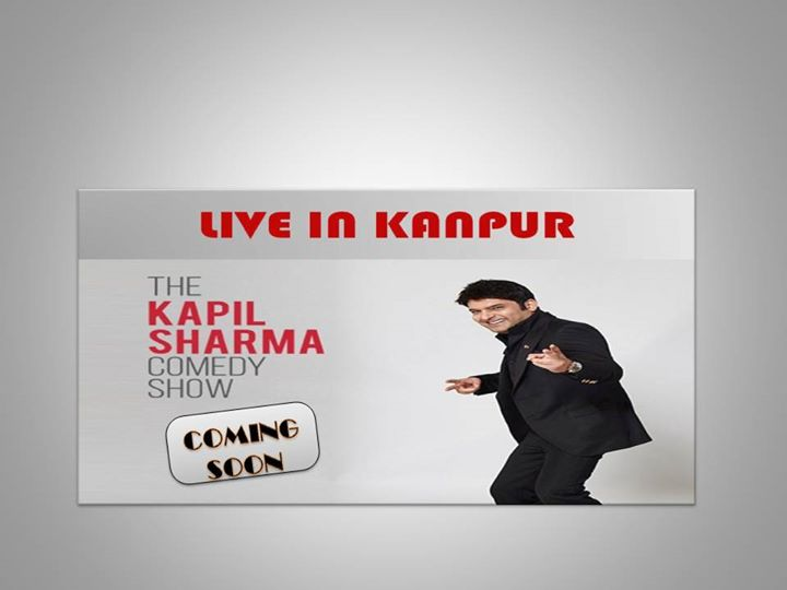 The Kapil Sharma Show Live in kanpur