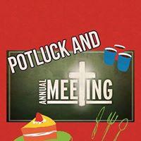 Trinity Annual Meeting &amp Potluck
