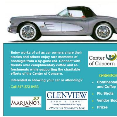 Classic Car Events In Glenview Today And Upcoming Classic Car - Car events today near me