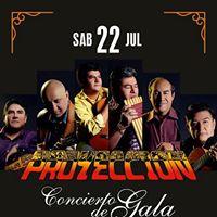 Proyeccin En Concierto De Gala - Tacna