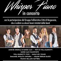 Whisper Piano in Concerto