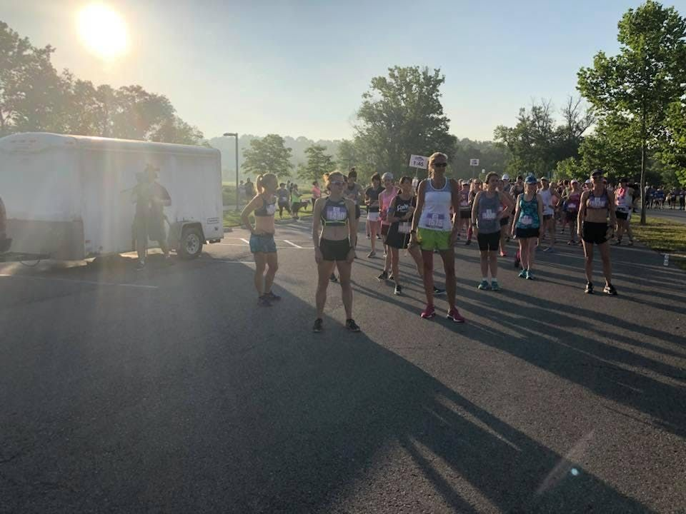 Filly Womens Half Marathon and Four Miler