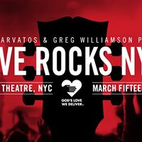 LiveStream Love Rock NYC Live 2018  Full Show
